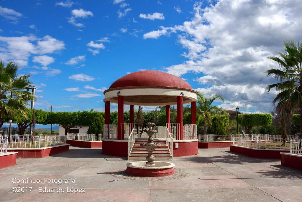 Quiosco de la Plaza de San Leonel