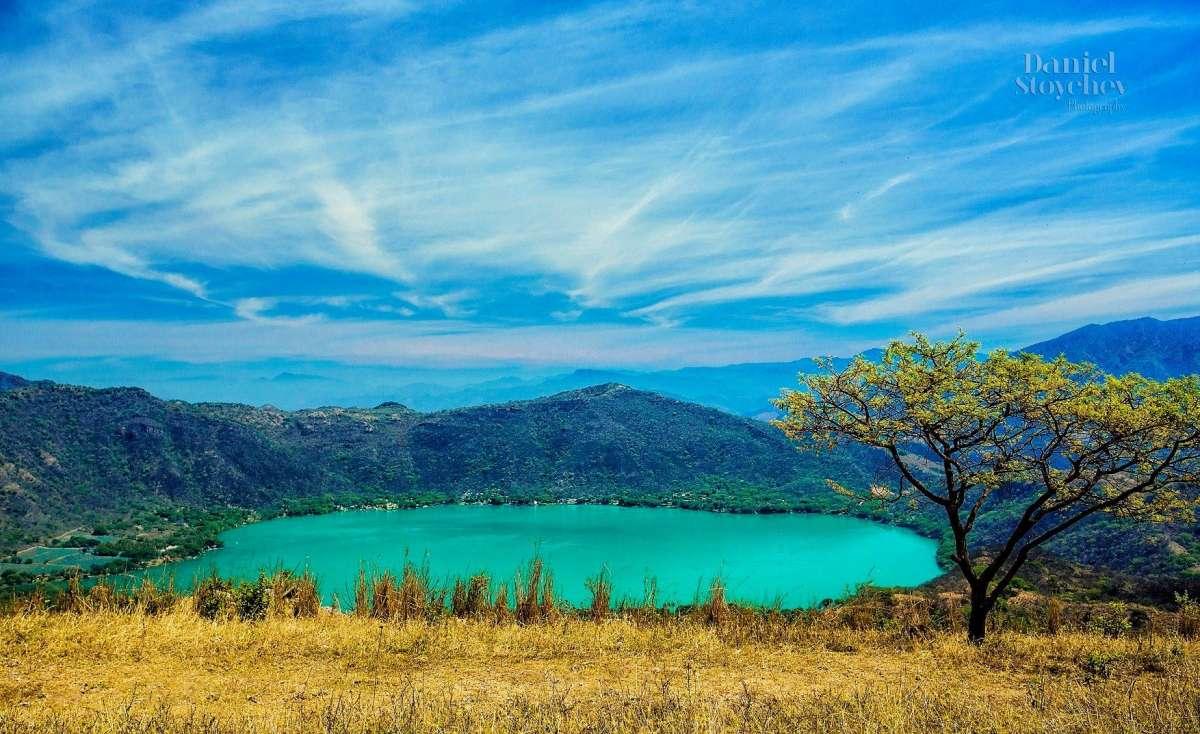 Laguna de Santa María del Oro es uno de los atractivos de Nayarit más desconocidos.